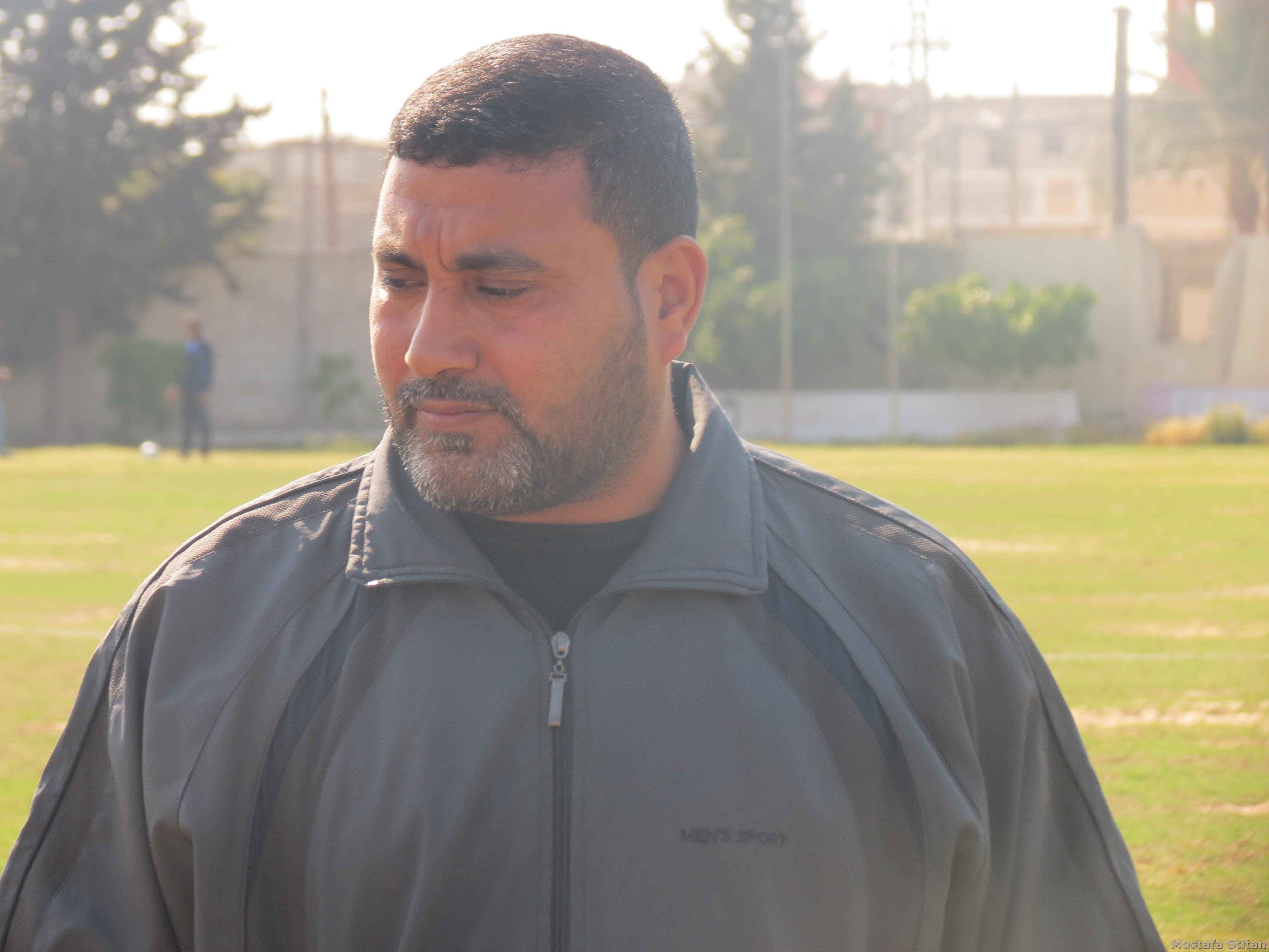 المدرب خالد خطاب