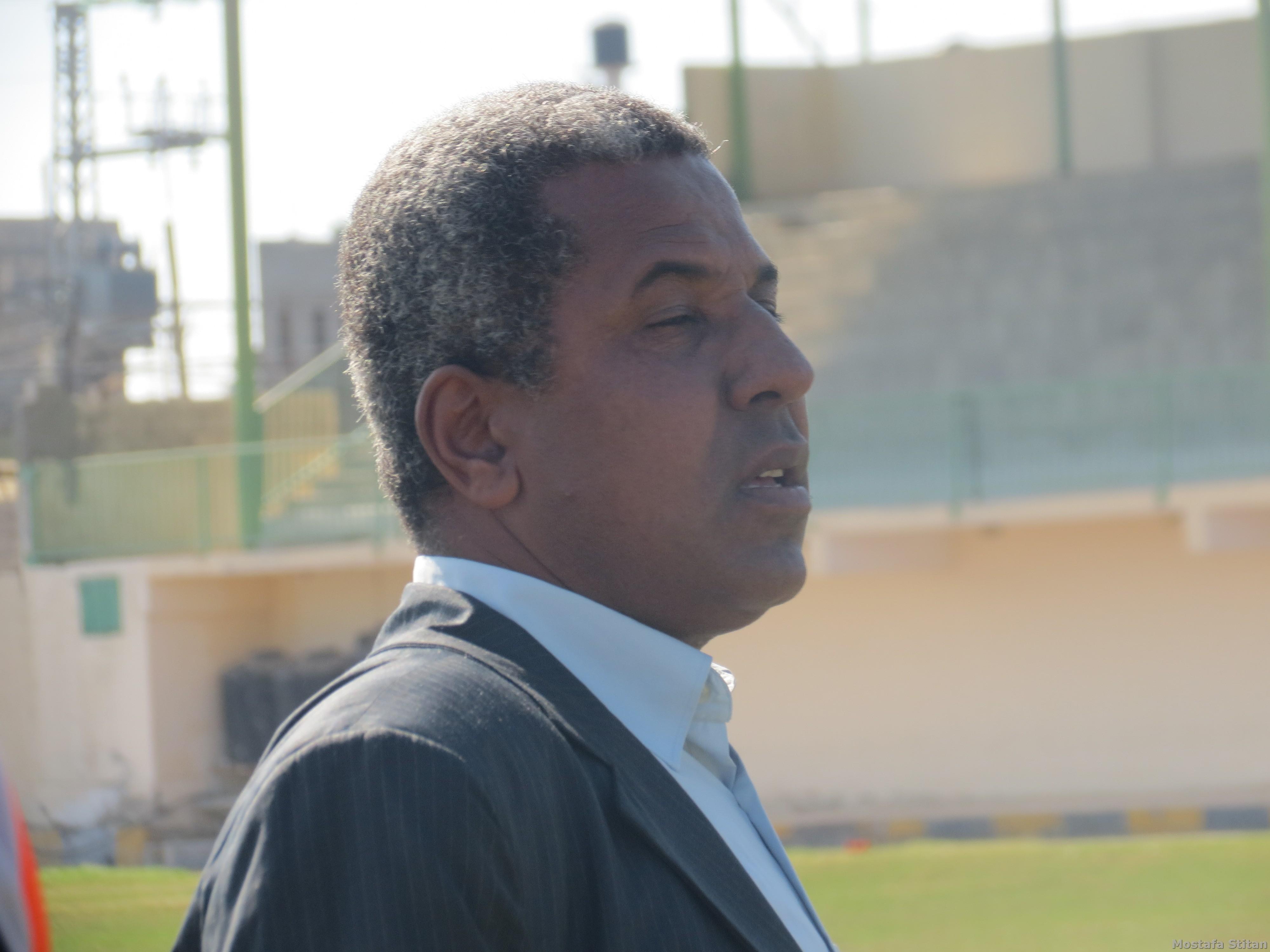 أحمد ستيتان رئيس نادي الترابط