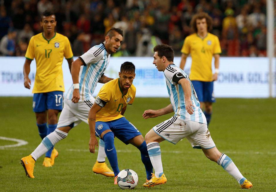 الأرجنتين والبرازيل