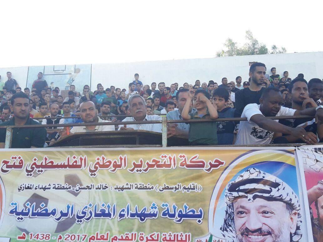 Photo of حركة فتح تستأنف بطولتها الرمضانية لليوم الخامس