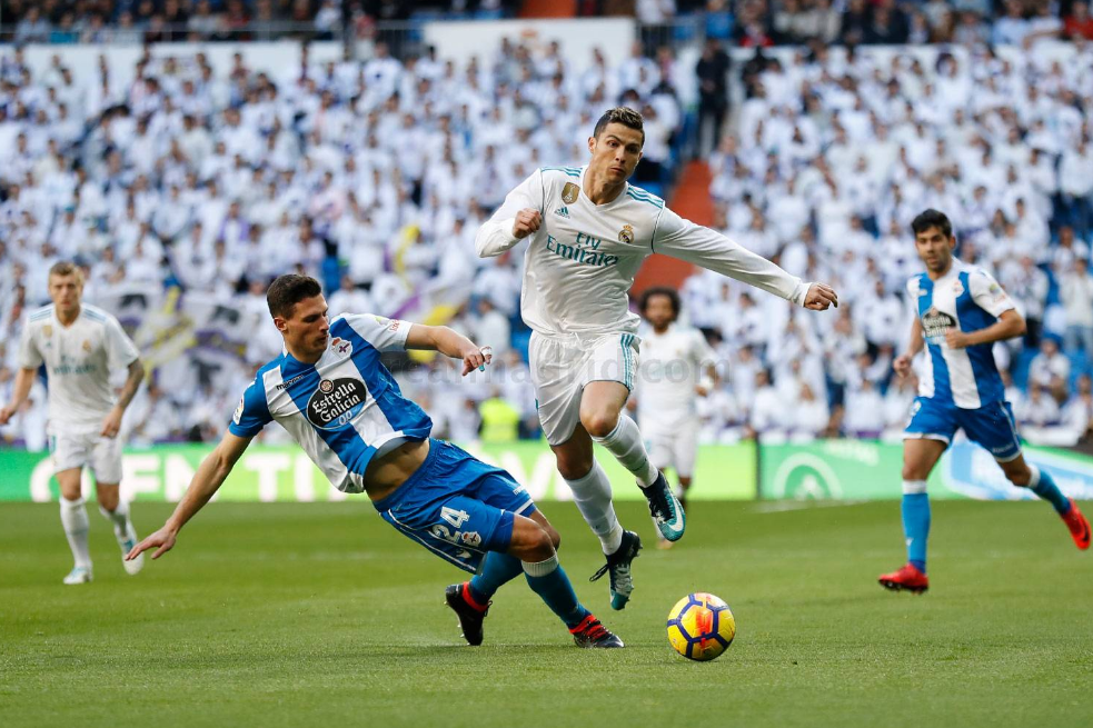 Photo of ريال مدريد ينفجر بوجه ديبورتيفو
