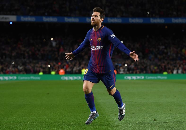 Photo of أهداف برشلونة وديبورتيفو الافيس 28 – 1 – 2018