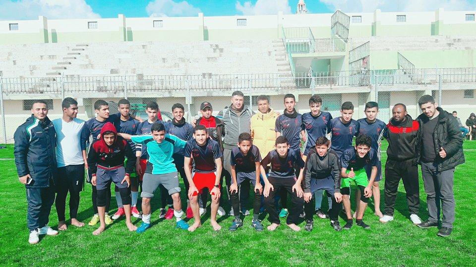 Photo of خدمات المغازي يتفوق على نادي المصدر 3-0 في مباراة ودية للناشئين