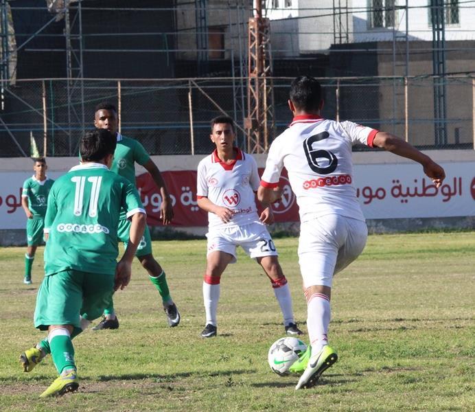 Photo of كأس غزة: النشامى يقصي الثوار ونماء يطيح بالشاطئ خارج البطولة