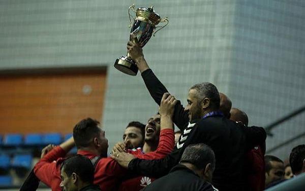Photo of طائرة الأهلى تتوج بكأس مصر بعد الفوز على طلائع الجيش
