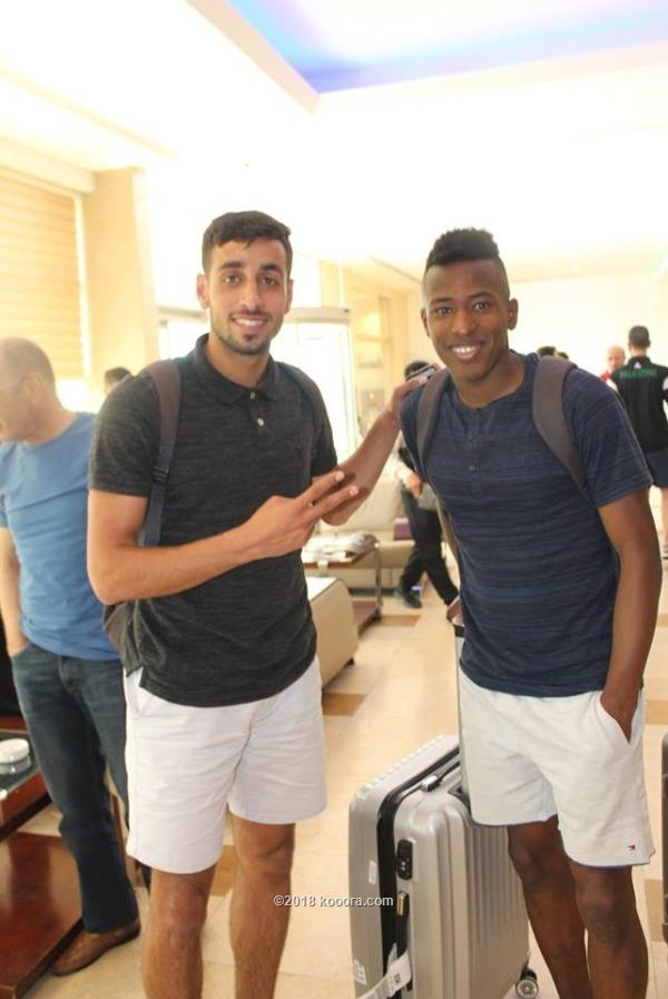 Photo of الثنائي الأولمبي الفلسطيني ينضم لتدريبات الفدائي