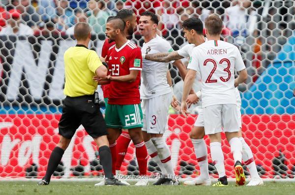 Photo of رونالدو يقود البرتغال للفوز على المغرب