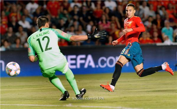 Photo of اهداف اسبانيا وكرواتيا 6-0 دوري الأمم الأوروبية