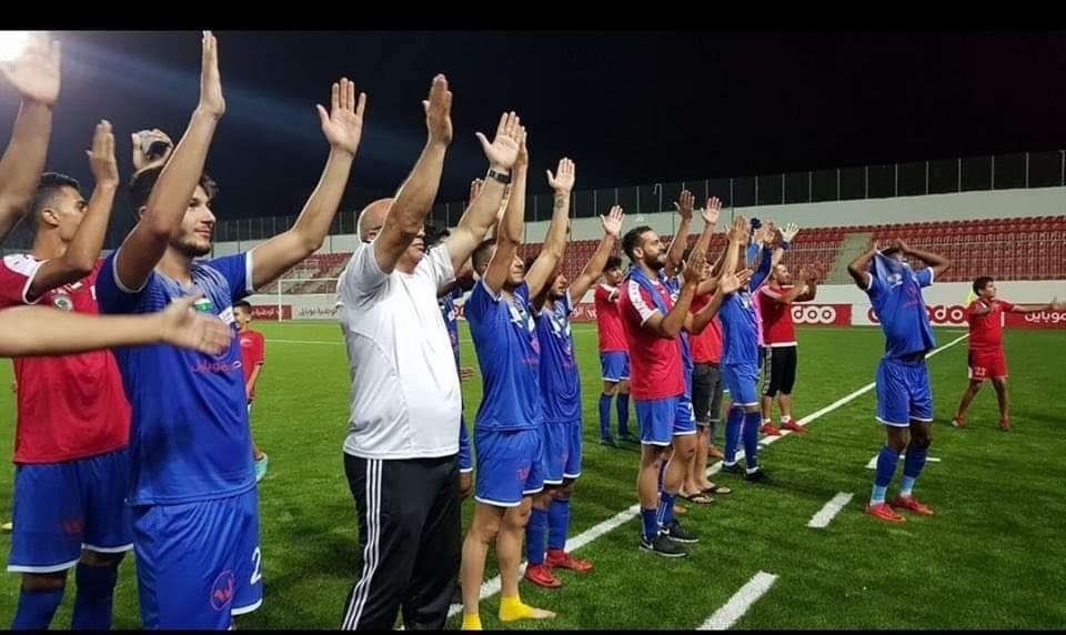 Photo of فلسطين تفوز بنصف مقعد في كأس الاتحاد الآسيوي