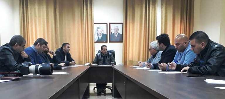Photo of الاتحاد يعقد اجتماعاً تحضيرا لاستضافة فريق النصر العماني