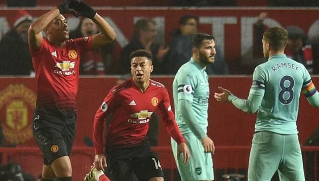 Photo of تعادل مثير يحسم قمة مانشستر يونايتد ضد آرسنال
