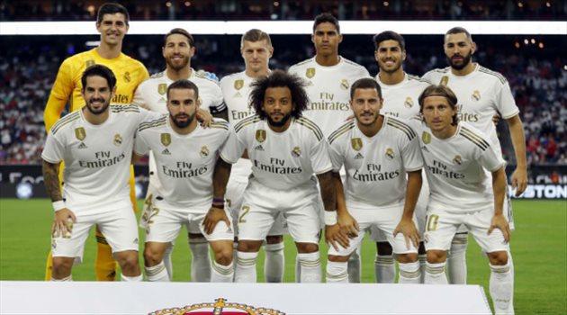 Photo of جميع اهداف ريال مدريد بالدوري الاسباني لموسم 2019-20