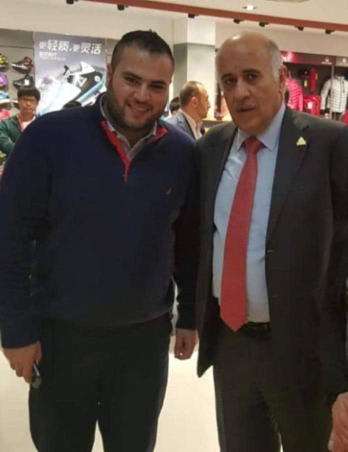 Photo of اتحاد الكرة يهنئ اللواء الرجوب بمناسبة خطوبة نجله حسام