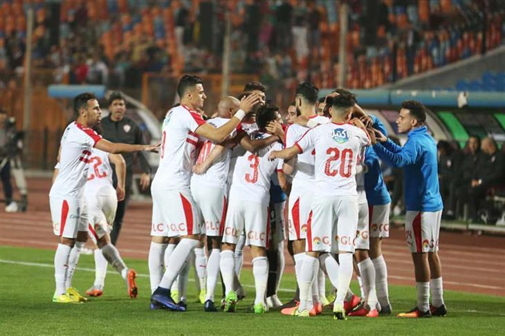 Photo of اهداف مباراة الزمالك وحرس الحدود 2-0 فى الدوري المصري