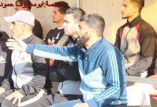 Photo of محمد صيدم مدربا للخدمات النصرات