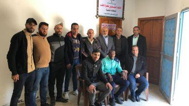 Photo of بمبادرة من رئيس الاتحاد الفلسطيني لكرة القدم فرع الوسطى والجنوب..لقاء ودي يجمع فريقين على ملعب الدرة اليوم