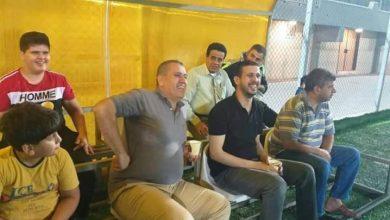 Photo of رئيس نادي شباب الزوايدة يقدم الشكر لرئيس البلدية ويبحث الترتيبات النهائية للحفل الختامي