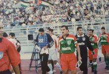 Photo of مدفعجي فلسطين صائب جندية وحكايته مع هدف برونزية العرب بالاردن عام 99