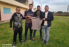 Photo of أعلن نادي المصدر الرياضي عن تعاقده مع اللاعب بلال قنوفة