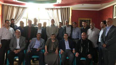 "Photo of المجلس الأعلى والأسرة الرياضية يقومان بزيارة "" أبو النجا """