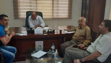 Photo of د. المجدلاوي يناقش مع اتحاد الطب الرياضي الإجراءات الوقائية والسلامة للأنشطة الرياضية المقبلة
