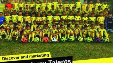 Photo of صور.. أكاديمية joly sport… إبداع مصري برؤية عالمية