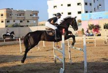 """Photo of الفارس محمد السعدي يتوج بلقب البطولة الرابعة"""" لقفز الحواجز"""" والعلمي وصيفا له"""